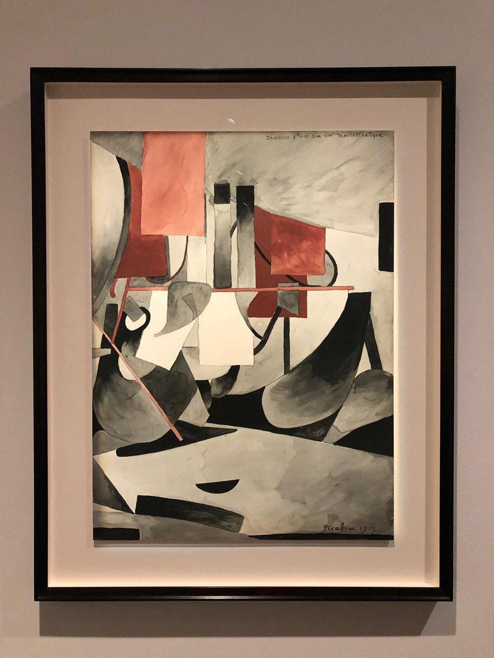 Adela Cabre Picasso Picabia