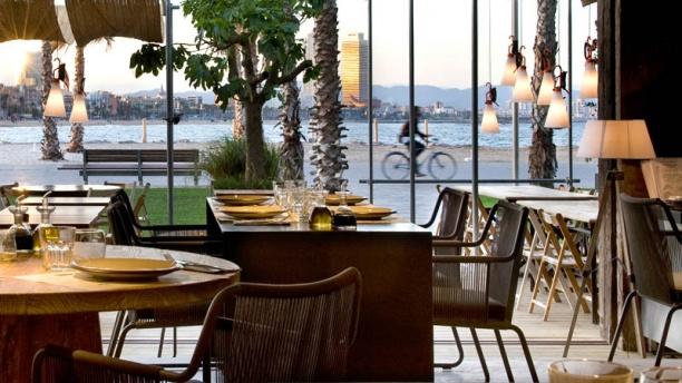 Adela Cabre terraza Barcelona interiorismo